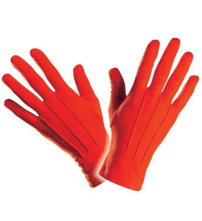 Γάντια αποκριάτικα κόκκινα κοντά - AM1461R c94c2d349aa