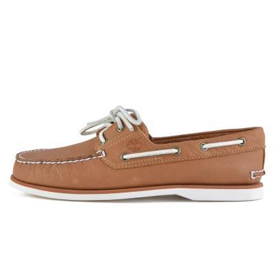 Timberland Men s Classic Boat Shoe CA1OTN - BROWN 6955ca14f57