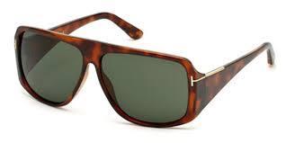 a88a50309bb05 Sunglasses Tom Ford Harley TF 0433A 52N Men Tortoise Square G-15