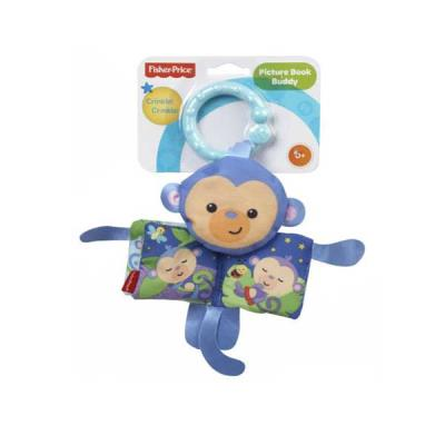 2238cd07bca FISHER PRICE – ΜΑΛΑΚΟ ΒΙΒΛΙΑΡΑΚΙ ΜΑΙΜΟΥΔΑΚΙ (CCG04 / CBH87)
