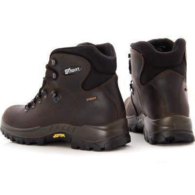 Grisport - Μποτάκι Ορειβατικό - Κυνηγού 10303 σε καφέ και μαύρο χρώμα c12c3434b6f
