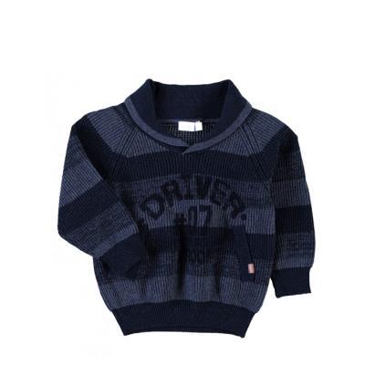 34ee4c2a56b NAME IT πλεκτό μπλουζάκι για αγόρι-μπλε (2-6χρ) 13135192
