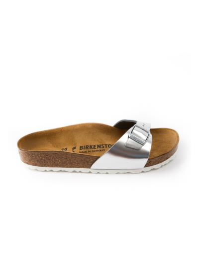 BIRKENSTOCK Σανδάλι MADRID BS SILVER 9573b709941