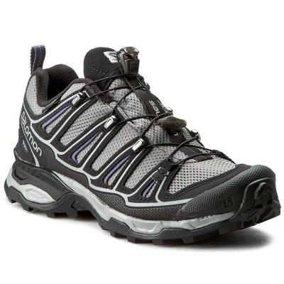 Αδιάβροχα γυναικεία ορειβατικά παπούτσια Salomon X Ultra 2 GTX Gore-Tex W  Detroi 73c5af0868f