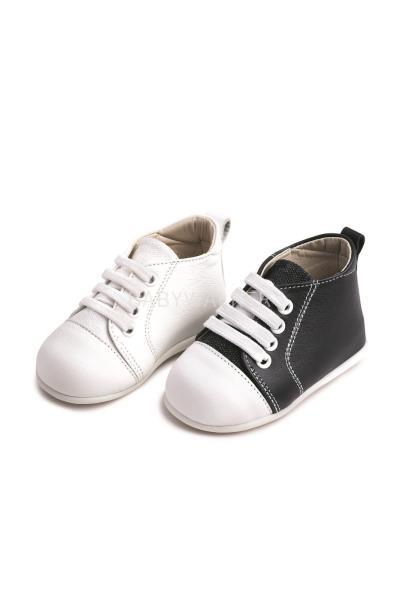 Παπούτσια Βάπτισης Babywalker ΔΕΡΜΑΤΙΝΑ ΔΕΤΑ SNEAKERS PRI.2028 befaeb1d95e