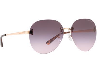 01d2266f02 Γυαλιά ηλίου Michael Kors Sydney MK 1037 1108 5M Ροζ Χρυσό Μπλε Ροζ  Ντεγκραντέ (