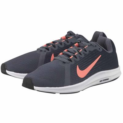 a297daa4adc Nike - Nike Downshifter 8 Running 908994-005 - ΓΚΡΙ ΣΚΟΥΡΟ