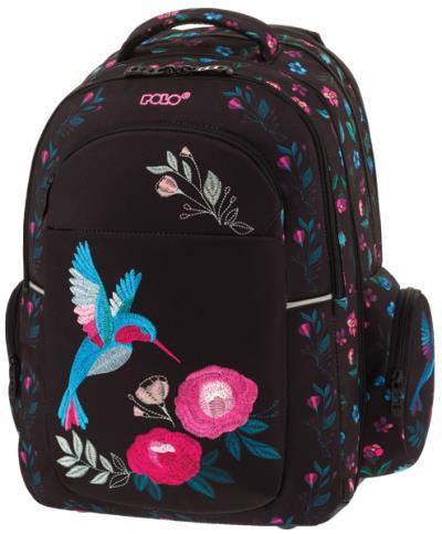 c61ad07498e POLO Σχολική τσάντα πλάτης EXPAND 901254-02 2019