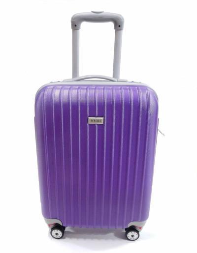 Βαλίτσα καμπίνας ABS ORMI RT0 Lux Purple 55cm d923daa75bd