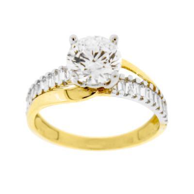 xrysa μονοπετρα κ14 δαχτυλιδια - Totos.gr b49273670e0
