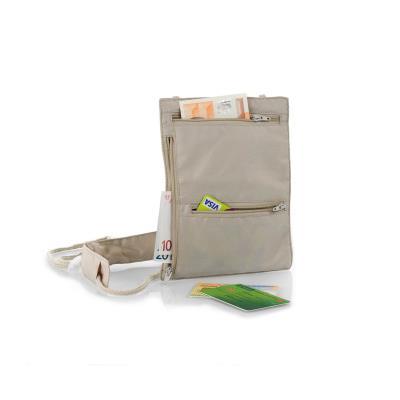 416e653c15 Εσωτερικό Κρεμαστό Τσαντάκι Λαιμού Ταξιδιού Εγγράφων-Χρημάτων Gabol Cash  Carrier