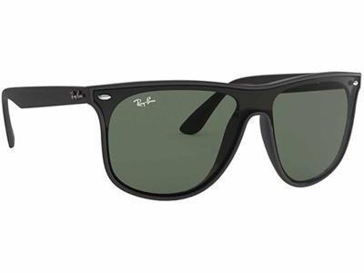 Γυαλιά ηλίου Ray-Ban RB 4447N 601S 71 Ματ Μαύρο Πράσινο (601S 71)  Πολυκαρβονικός 97aee034ff9