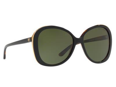 Γυαλιά ηλίου Ralph Lauren RL 8166 5260 71 Μαύρο Καφέ Ταρταρούγα Πράσινος  (5260 7 c625534f8c5