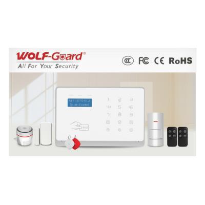 Πλήρες Διπλό Ασύρματο Σύστημα Συναγερμού Wifi - GSM 007WM2FX με RFID  f3c05db4f46