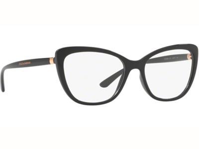 50d81ab45a Γυαλιά οράσεως Dolce Gabbana DG 5039 501 Μαύρο (501)