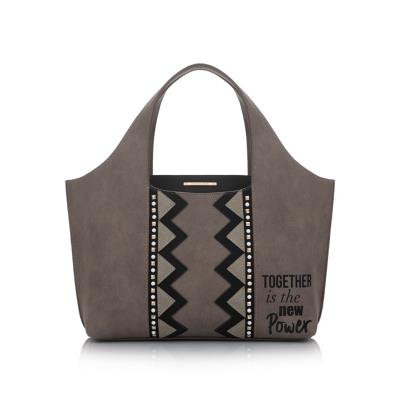 f53b47239d Τσάντα Χειρός Χιαστί Le Pandorine Soft Bag Power DAK02230 Καφέ