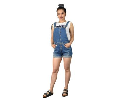 G80MY000 SUPERDRY ΣΑΛΟΠΕΤΑ ΣΟΡΤΣ ΒΟΥ DUNGAREE - WORKER BLUE 7915725bd2d