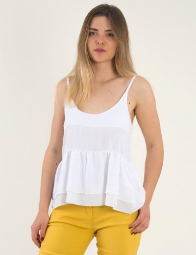 8332585afa6a γυναικεία ασπρο ρουχα τοπακια huxley  u0026amp  grace - Totos.gr
