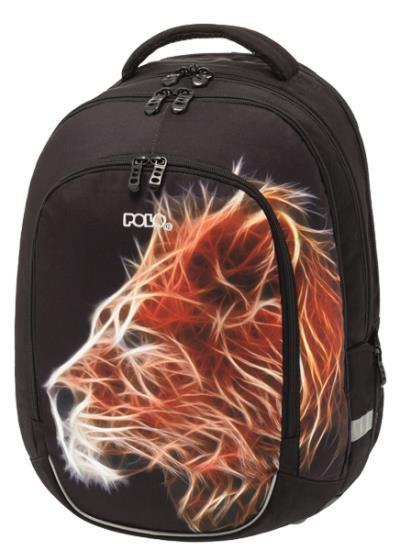 1b7ecfbd4b POLO Σχολική τσάντα πλάτης VISION 901255-02 2019