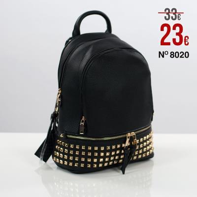 f6dc624e03f Τσάντα σακίδιο πλάτης με τρουκς τύπου ΜΚ χρώμα μαύρο