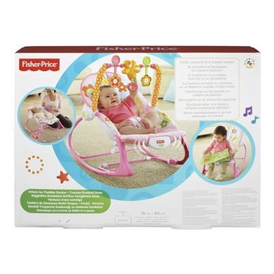 dc9757bc702 Fisher Price Ροζ Infant To Toddler - Ριλάξ/Κούνια (Y8184)