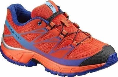 Παιδικά αθλητικά παπούτσια Salomon Wings K Lava Orange 390562 Πορτοκαλί  Salomon f10f7a5e3fd