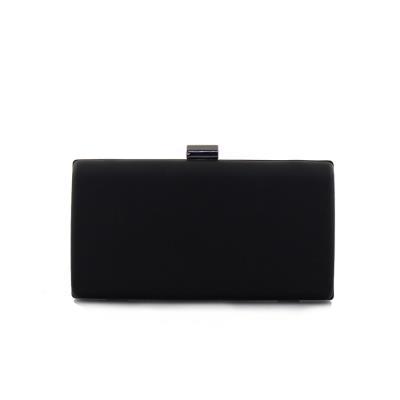1be6f1f14d Γυναικείοι φάκελοι clutch με αλυσίδα Μαύρο