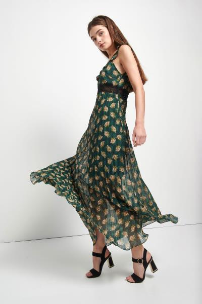 923a4fb6dad2 dantela φορεματα πρασινο - Totos.gr