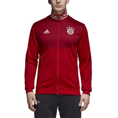 Μπλούζες-Ζακέτες adidas FCB 3S TRK TOP adidas ΚΟΚΚΙΝΟ ada5b559e57