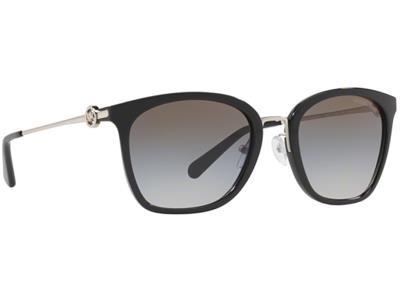 Γυαλιά ηλίου Michael Kors Lugano MK 2064 3005 M0 Μαύρο Χρυσό Μπλε Ντεγκραντέ  (30 3cc5d0326ab