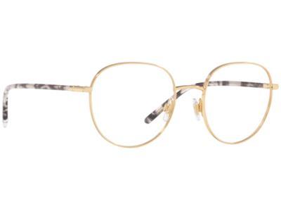 f3456c54f2 Γυαλιά οράσεως Dolce Gabbana DG 1304 02 Χρυσό Λευκή Ταρταρούγα (02)