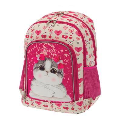 7a2f416088 Σχολική τσάντα POLO νηπίου πλάτης PRIMARY CAT 9-01-247-16 (2018)