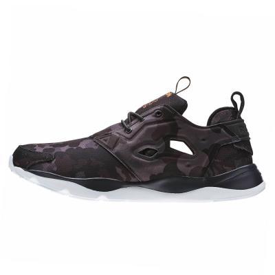 Reebok Classics Furylite - Ανδρικά Παπούτσια BD2854 - CAMO BLACK WHITE 1138e4b16