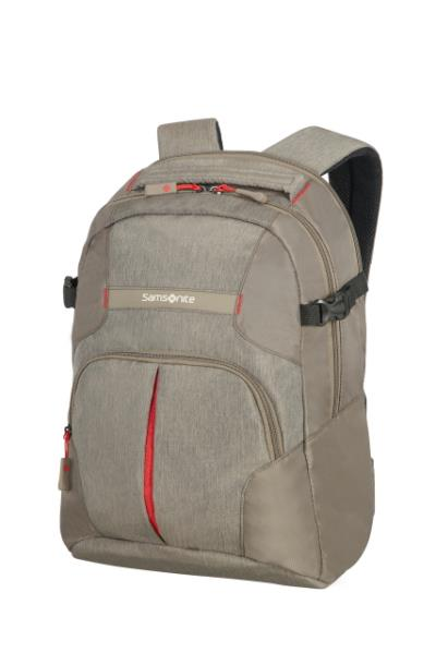 36a674b7b7 Laptop backpack Rewind by Samsonite-75251 - 75251 1853-Rewind-Taupe