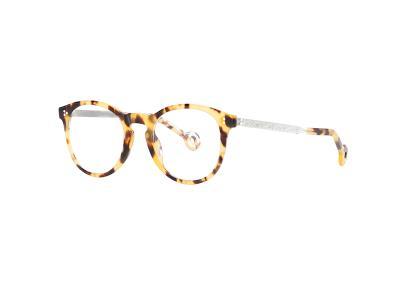 2391a706c8 Eyeglasses Hally   Son HS622 V02 Unisex Tortoise Round