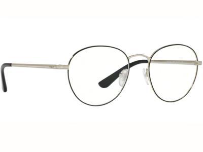 4bcabefbde Γυαλιά οράσεως Vogue VO 4024 352 Μαύρο Ασημί (352)