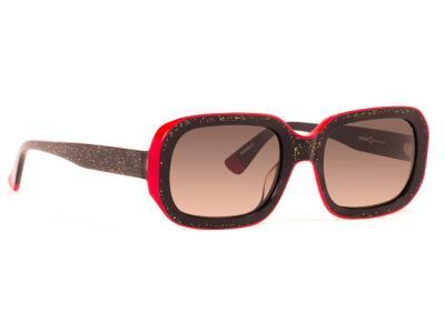Γυαλιά ηλίου Etnia Barcelona Milos BKRD Μαύρο Κόκκινο Καφέ Ντεγκραντέ (BKRD) 37d67142a90