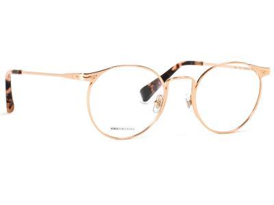 7941a80933 Γυαλιά οράσεως GiGi Barcelona 6358 6 Alabama Ροζ Χρυσό (6)