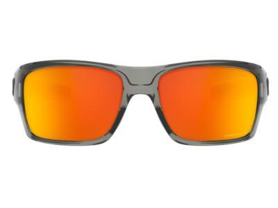 Γυαλιά ηλίου Oakley Turbine OO 9263 57 Prizm Polarized Ημιδιάφανο  Γκρι Κόκκινος f7247aed8e3