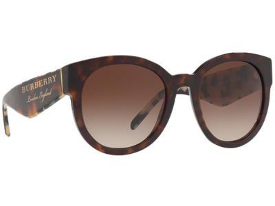 161e0ced01 Γυαλιά ηλίου Burberry BE 4260 3688 13 Καφέ Ταρταρούγα Καφέ Ντεγκραντέ  (3688 13)