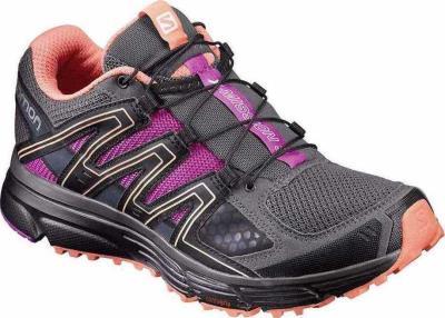 ff548255d09 Αθλητικά παπούτσια γυναικεία Salomon X-Mission 3 W Magnet Black 393258  Σκούρο Γκ