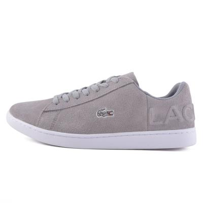 Lacoste Women s Carnaby Evo 318 4 37-36SPW001212C - GREY WHITE 5d1621621ae