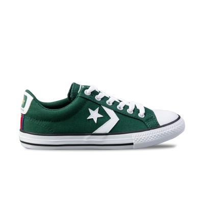 2ff6fe2c423 Unisex Παπούτσια Converse Star Player Webbed Πράσινο/Λευκό